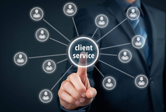Field Service Client Service
