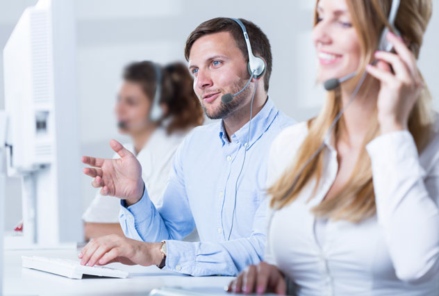 Unified information Customer Service