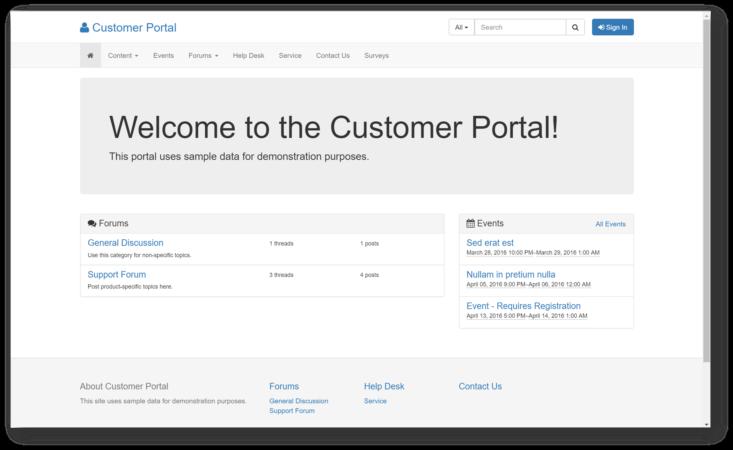 crm portal